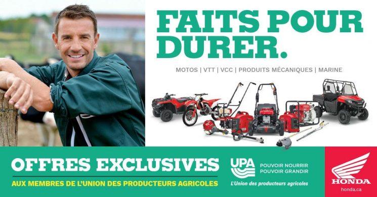 Promotion UPA