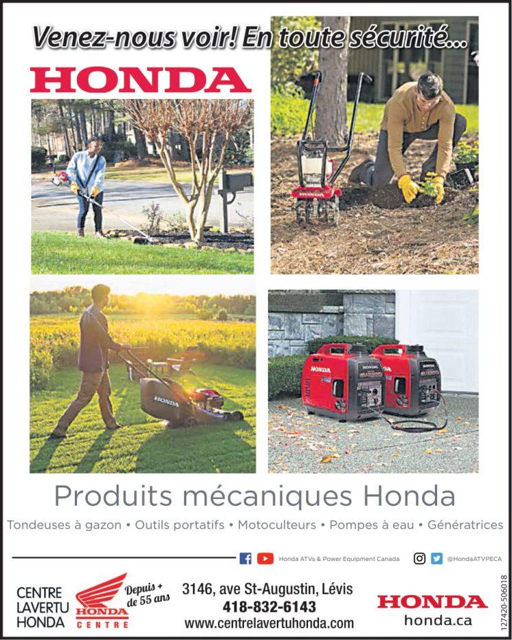 PRODUIT MÉCANIQUE HONDA